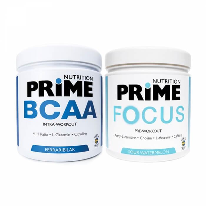 Prime Nutrition Reload BCAA + Focus PÅ KÖPET!