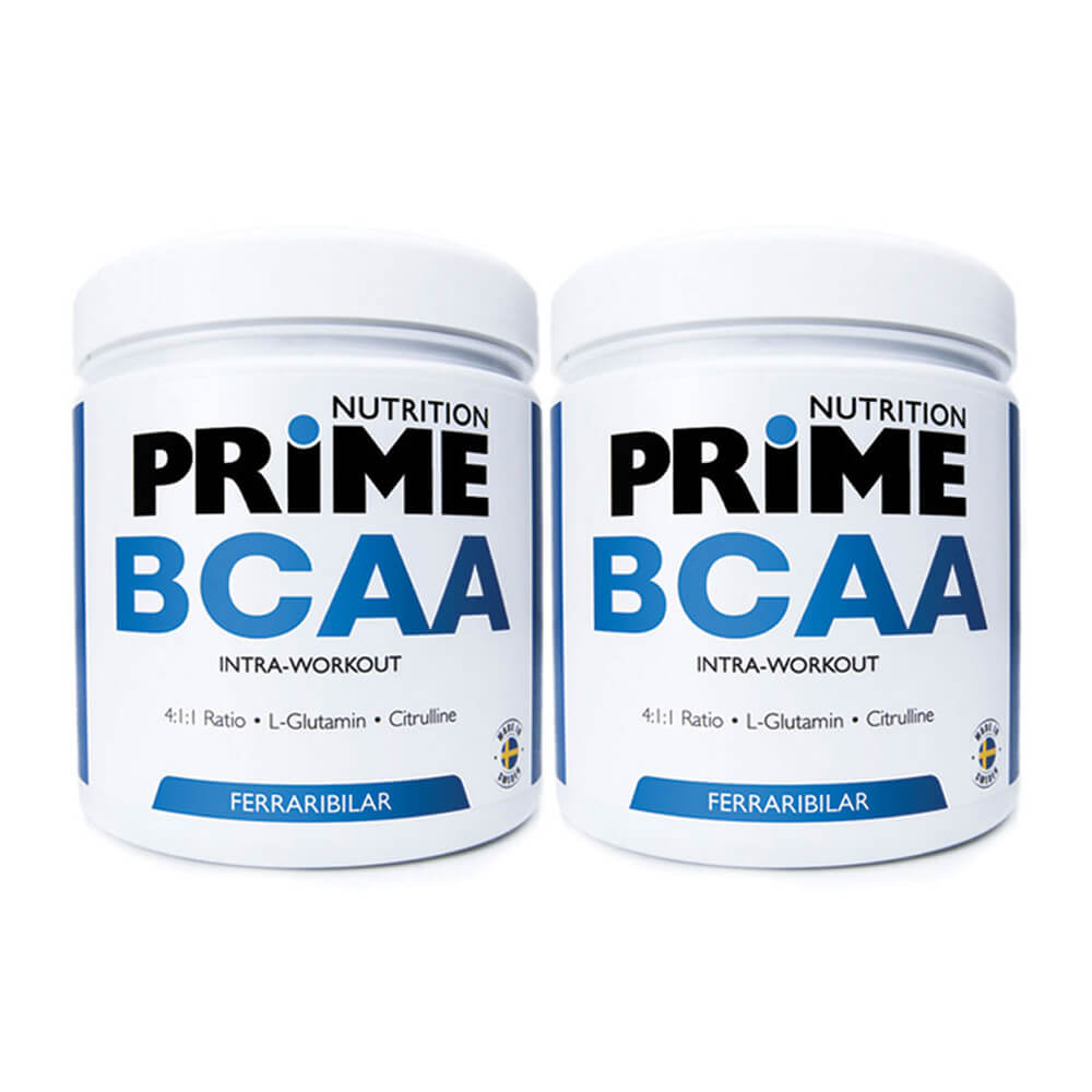 2 x Prime Nutrition Reload BCAA, 330 g
