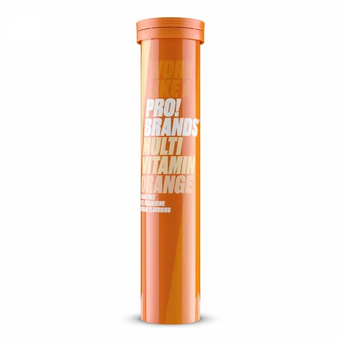 Pro Brands Multivitamin, 20 brustabletter