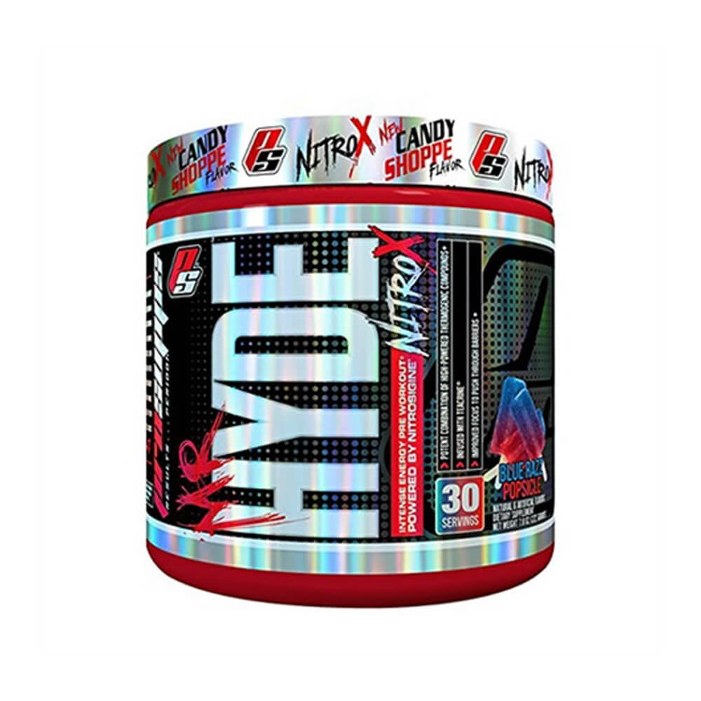 Pro Supps Mr Hyde Nitro X, 30 servings