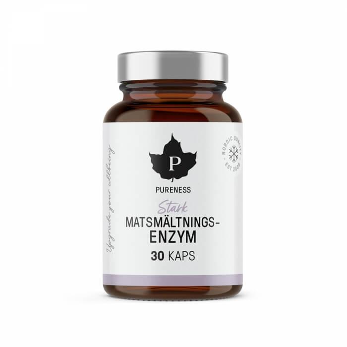 Pureness Stark Matsmältningsenzym, 30 caps