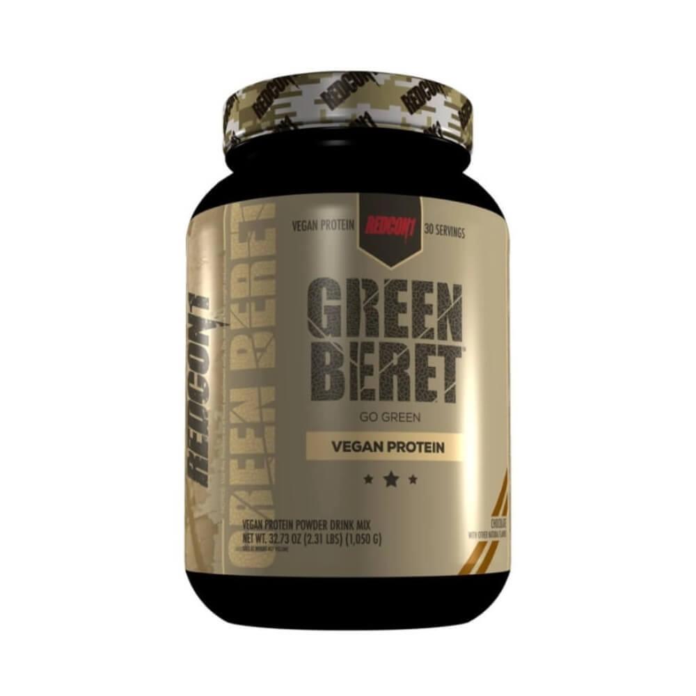 Redcon1 Green Beret Vegan Protein, 930 g