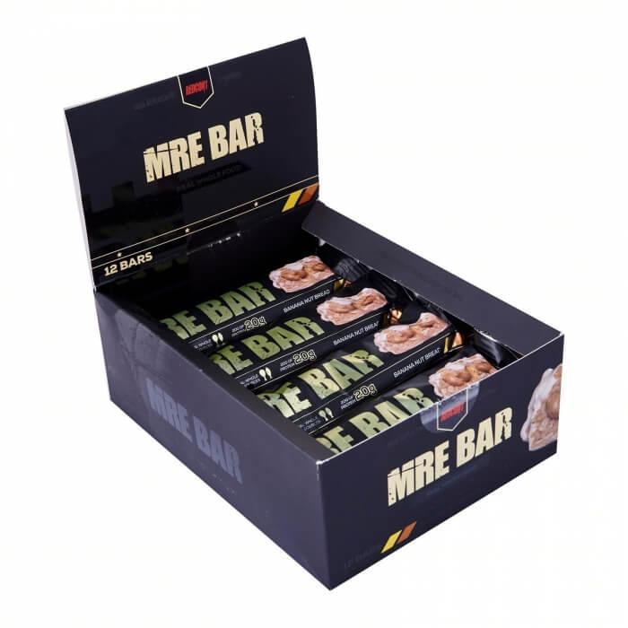 12 x Redcon1 MRE Bars, 67 g - KORT DATUM
