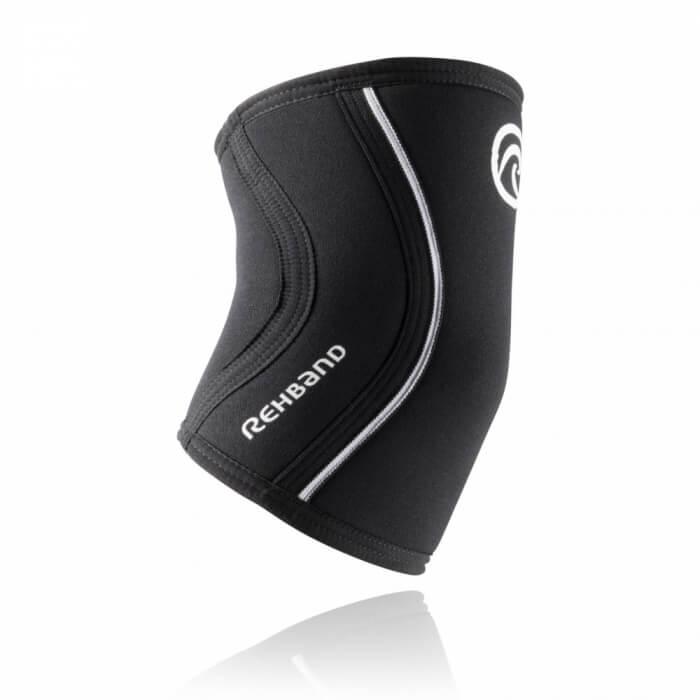 Rehband RX Elbow Sleeve 5 mm, black