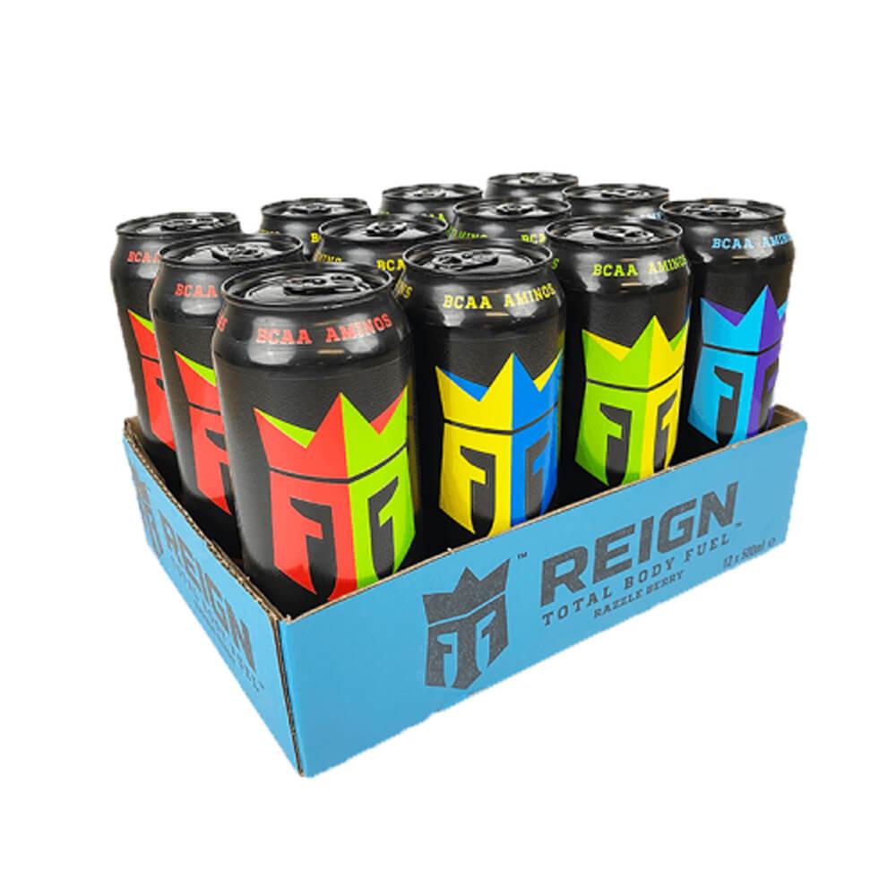 12 x Reign Energy, 500 ml
