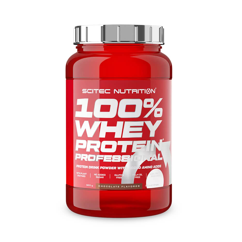Scitec 100% Whey Protein Professional 0,92kg