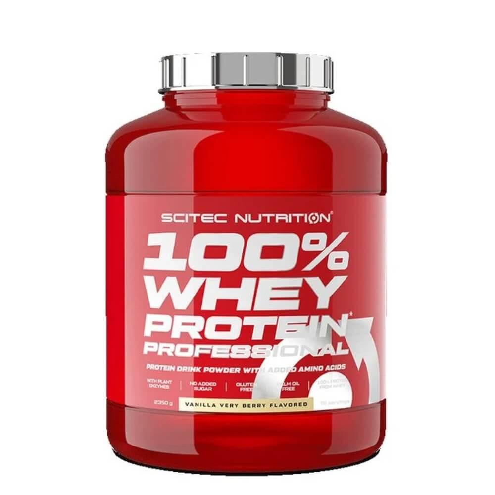 Scitec 100% Whey Protein Professional, 2350 g