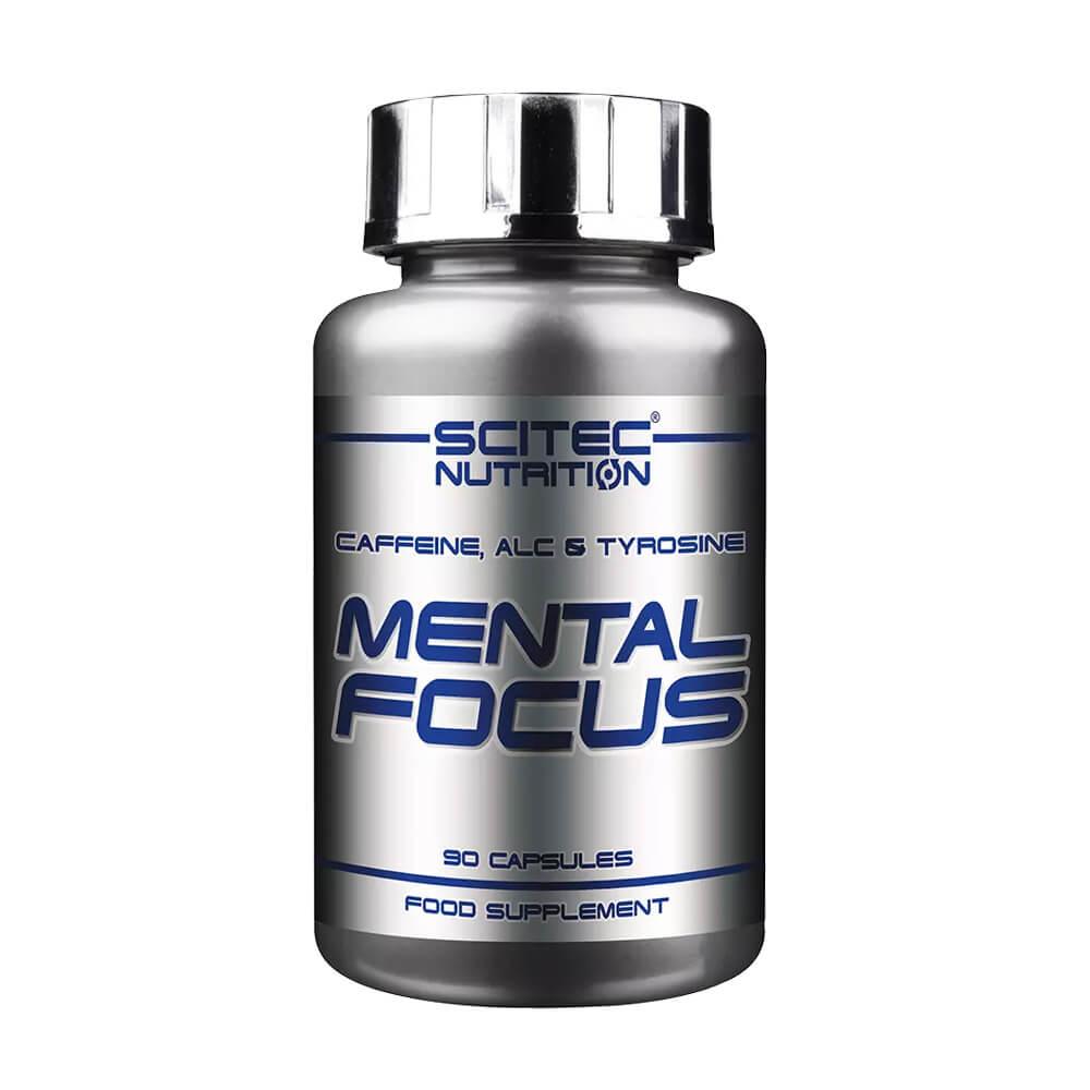 Scitec Mental Focus, 90 caps
