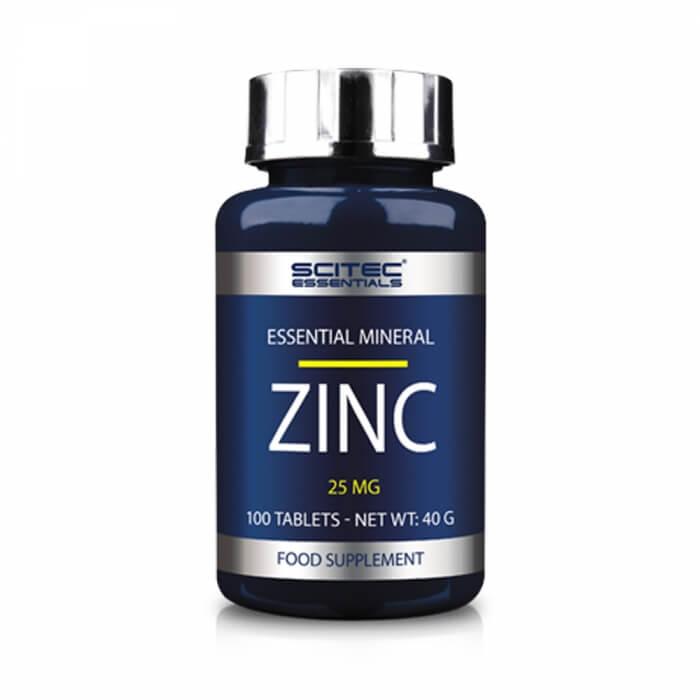 Scitec Nutrition Zinc, 100 tabs