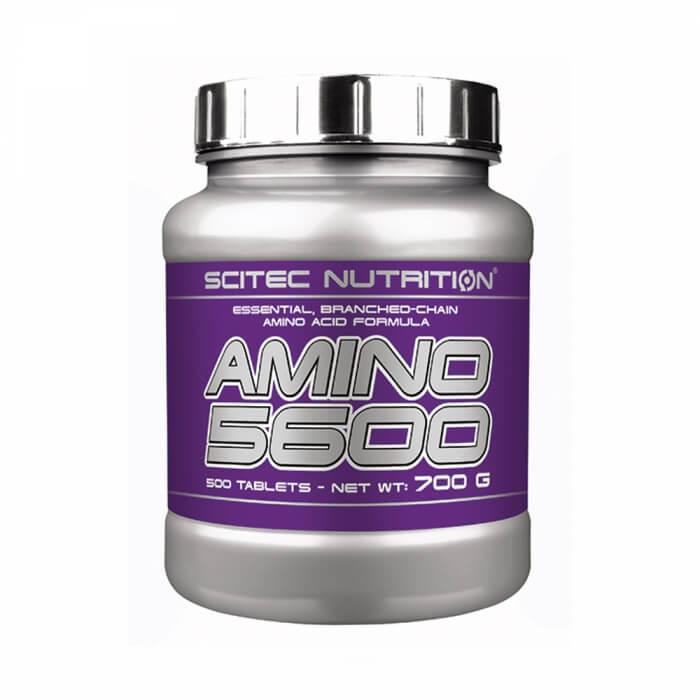 Scitec Nutrition Amino 5600, 500 tabs