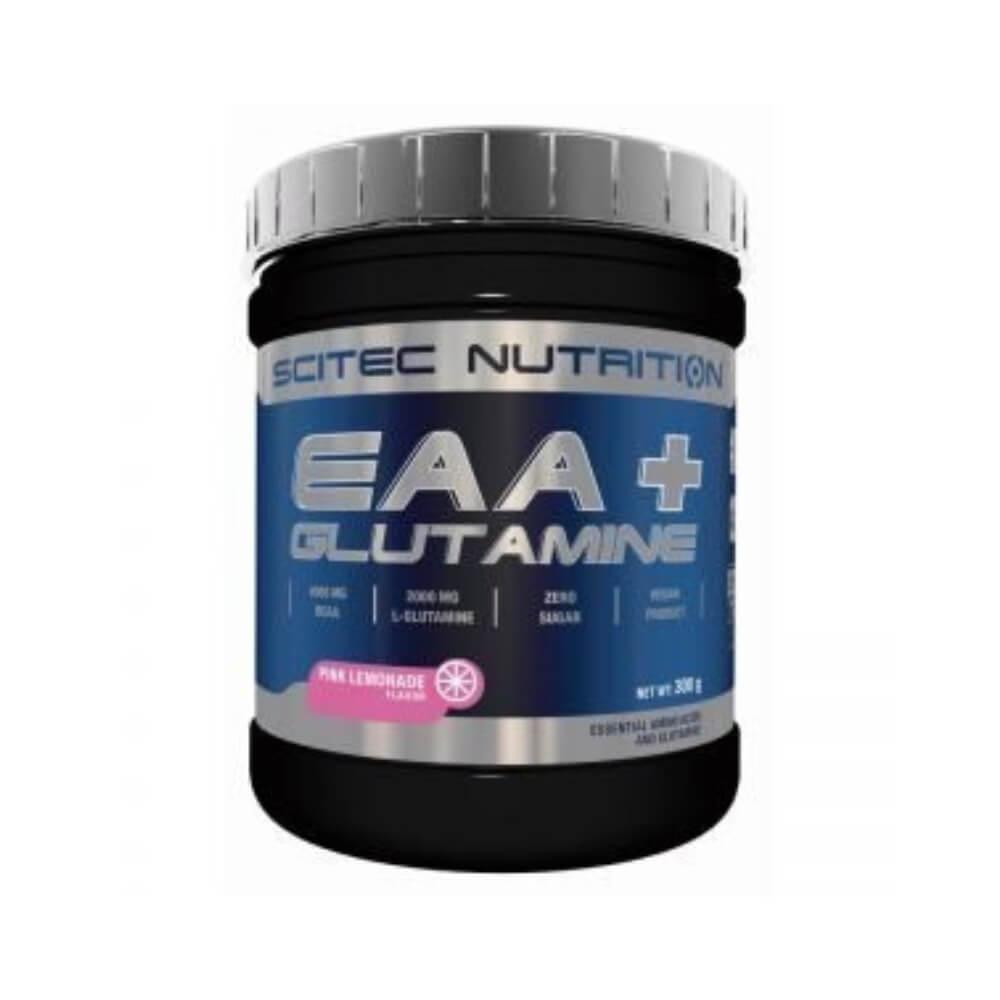 Scitec Nutrition EAA+Glutamine, 300 g