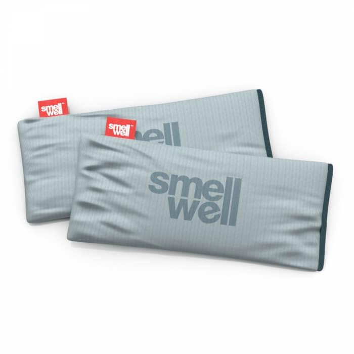 SmellWell XL Original, silver grey