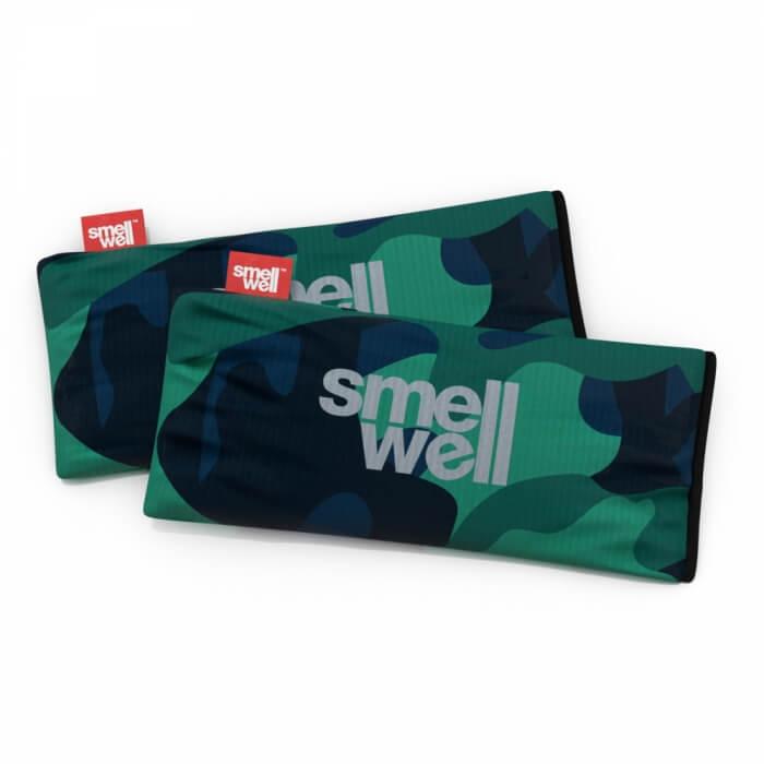 SmellWell XL Original, camo grey