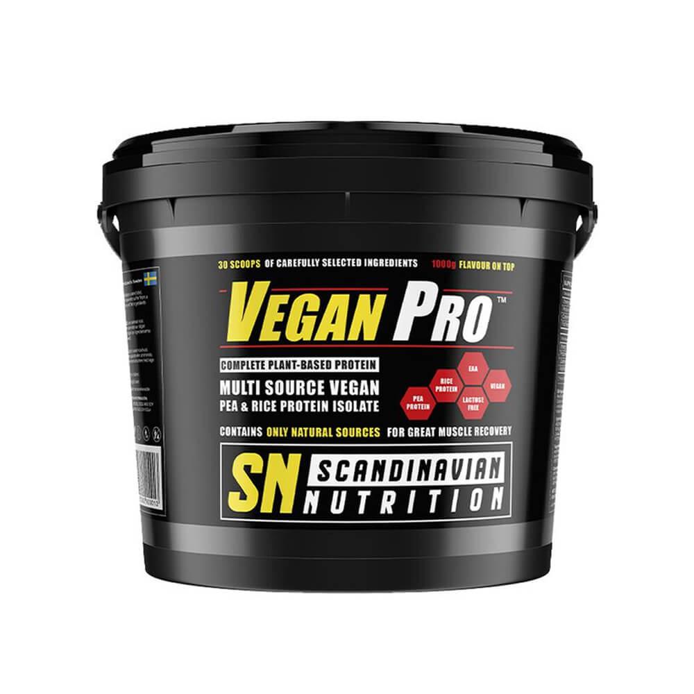 Scandinavian Nutrition Vegan Protein, 3000 g