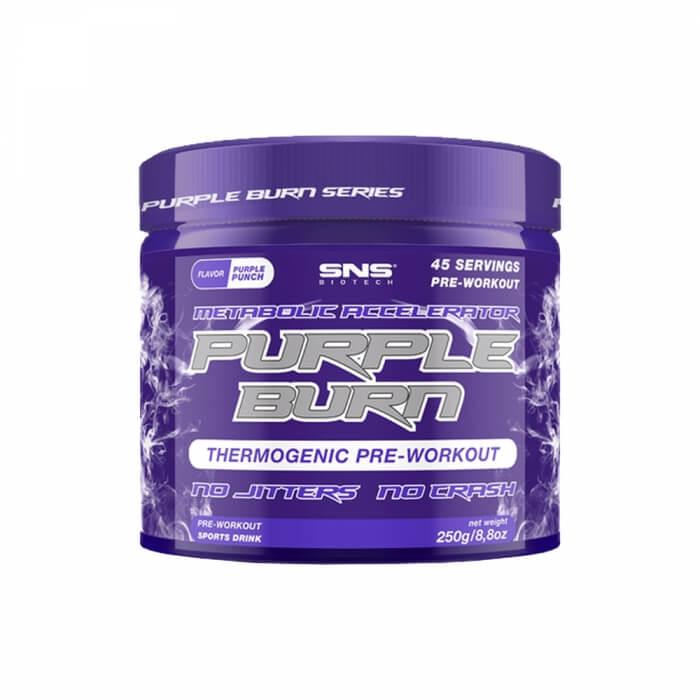 SNS Biotech Purple Burn PWO, 250 g