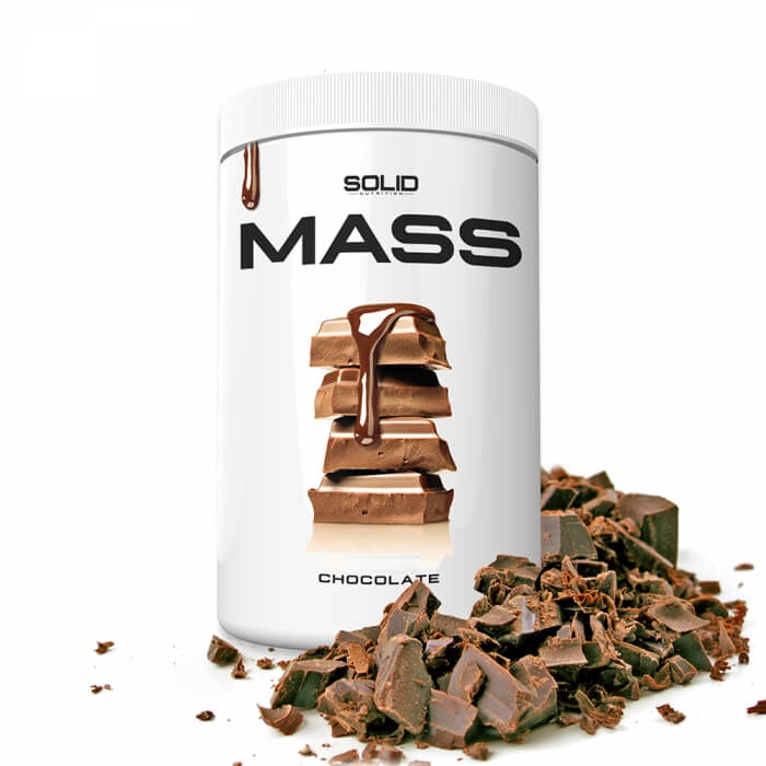 SOLID Nutrition Mass, 1 kg
