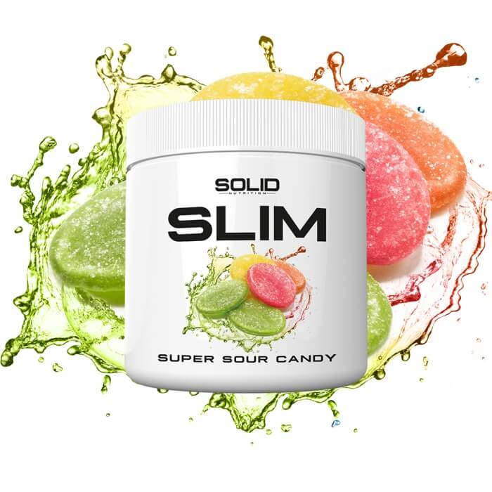 SOLID Nutrition SLIM, 240 g