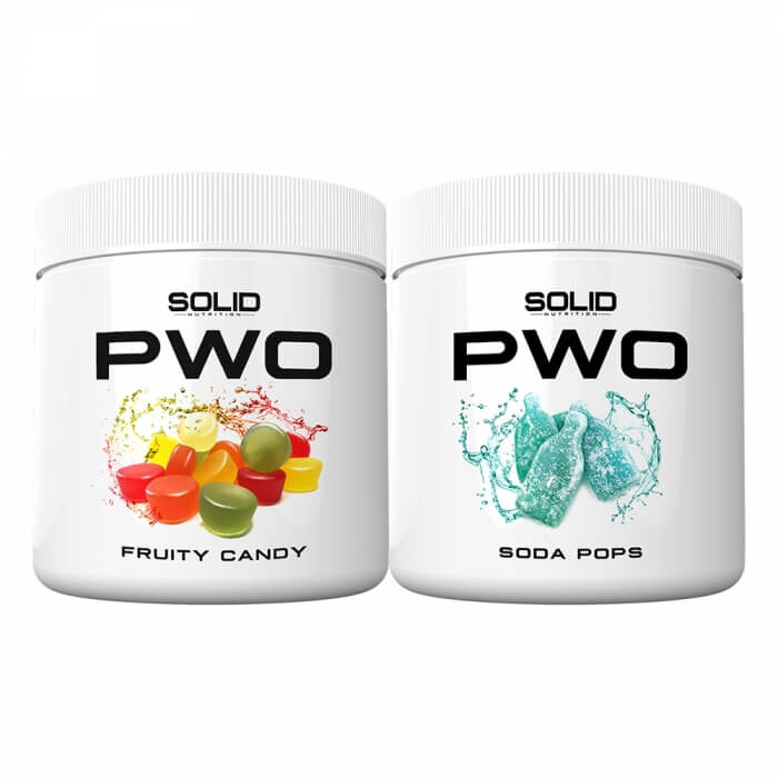 2 x SOLID Nutrition PWO, 230 g
