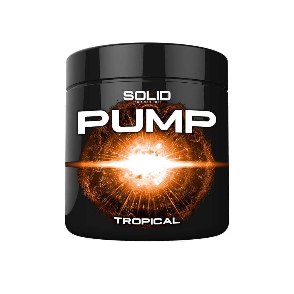 SOLID Nutrition BLACK LINE Pump, 270 g