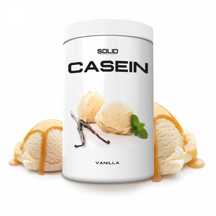 SOLID Nutrition Casein, 750 g
