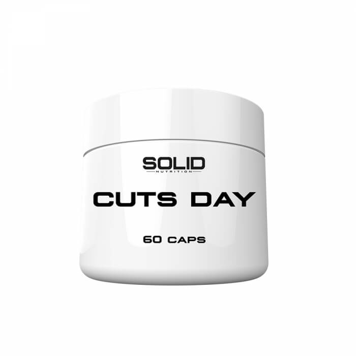 SOLID Nutrition Cuts Day, 60 caps