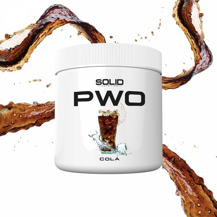 SOLID Nutrition PWO, 230 g