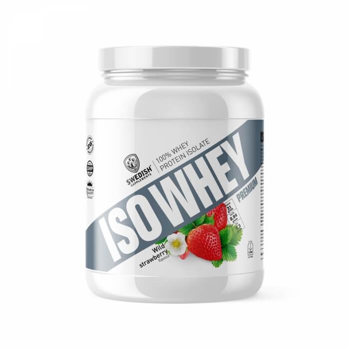 Swedish Supplements ISO Whey, 920 g