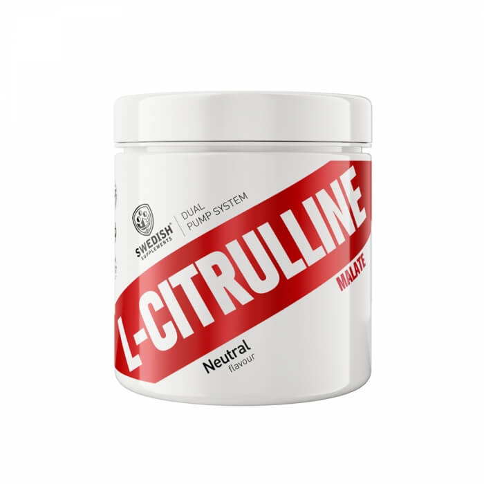Swedish Supplements L-Citrulline Malate, 250 g
