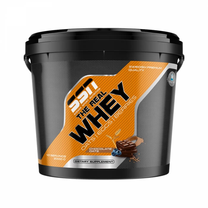 SSN The Real Whey, 2 kg