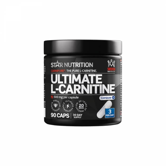 Star Nutrition Ultimate L-Carnitine, 90 caps