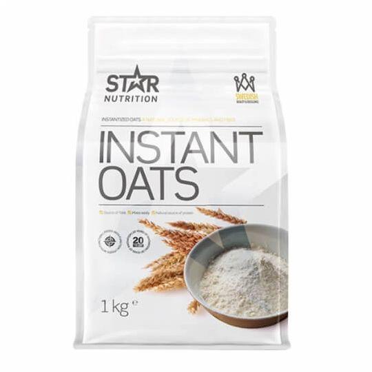 Star Nutrition Instant Oats, 1kg
