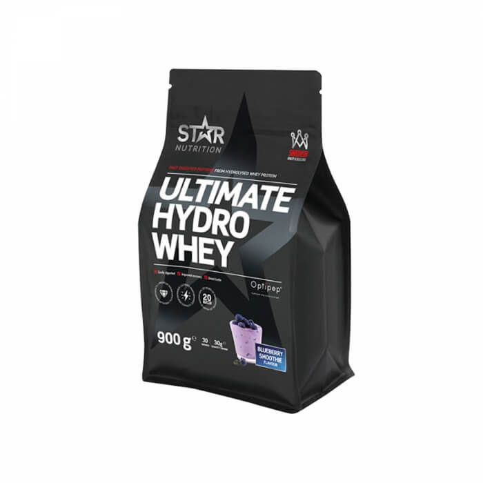 Star Nutrition Ultimate Hydro Whey, 900 g