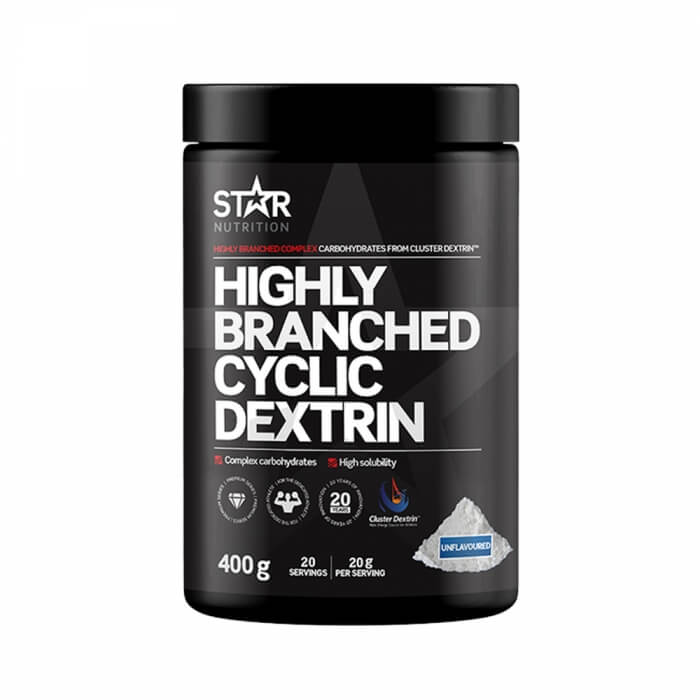 Star Nutrition Highly Branched Cyclic Dextrin, 400 g