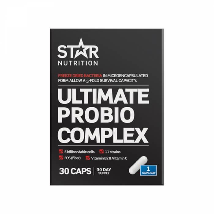 Star Nutrition Ultimate Probio Complex, 30 caps