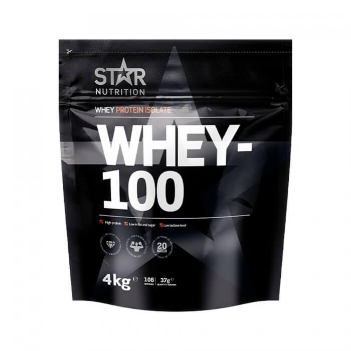Star Nutrition Whey-100, 4 kg
