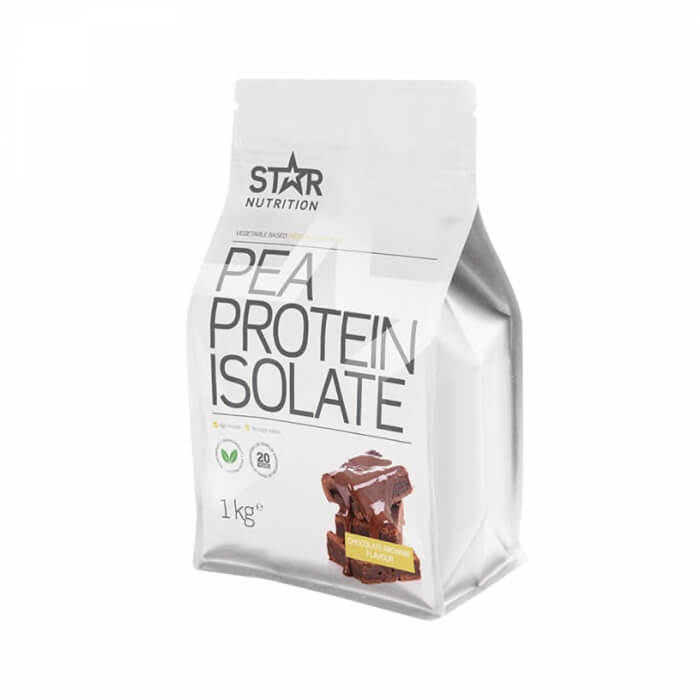Star Nutrition Pea Protein Isolate, 1 kg