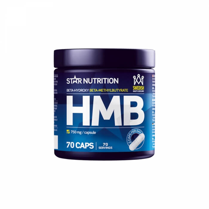Star Nutrition HMB, 70 caps