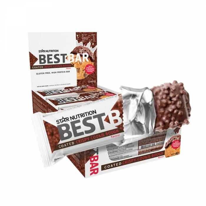 12 x Star Nutrition Best Bar, 60 g