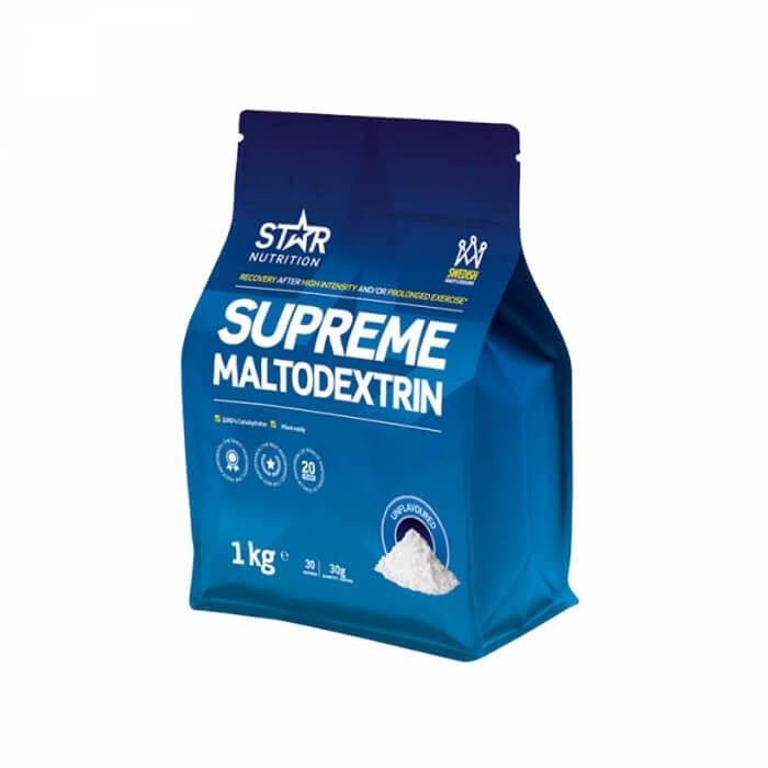 Star Nutrition Supreme Maltodextrin, 1 kg