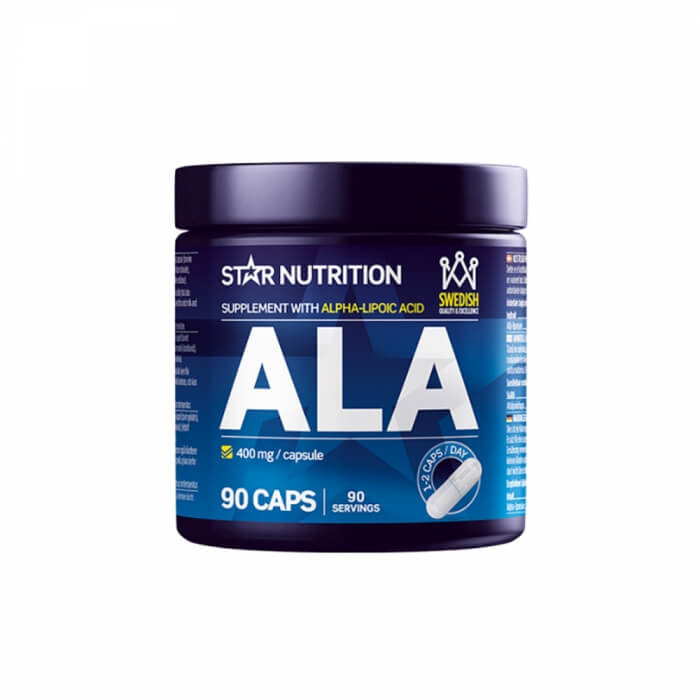 Star Nutrition ALA, 90 caps