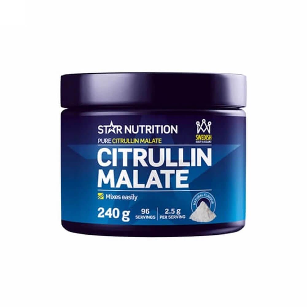 Star Nutrition Citrullin Malate, 240g