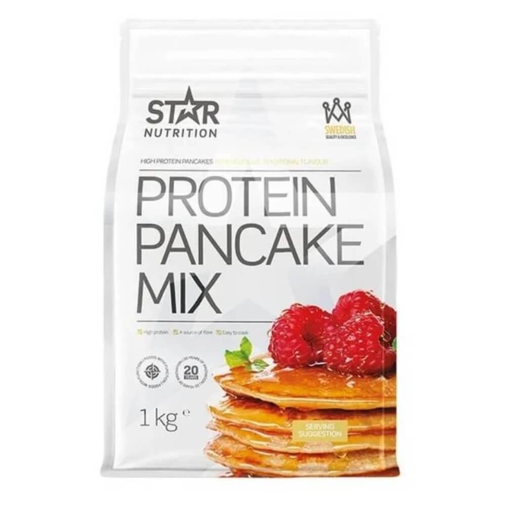 Star Nutrition Protein Pancake Mix, BIG SIZE - 1 kg