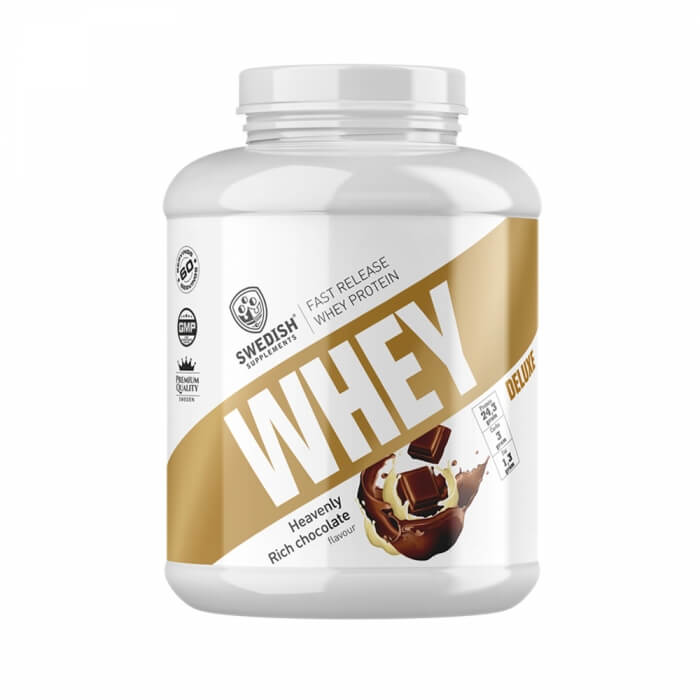 Swedish Supplements Whey Protein Deluxe, 2 kg