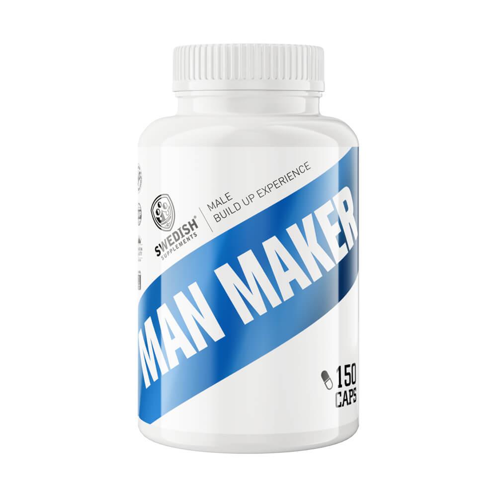 Swedish Supplements Man Maker, 90 caps