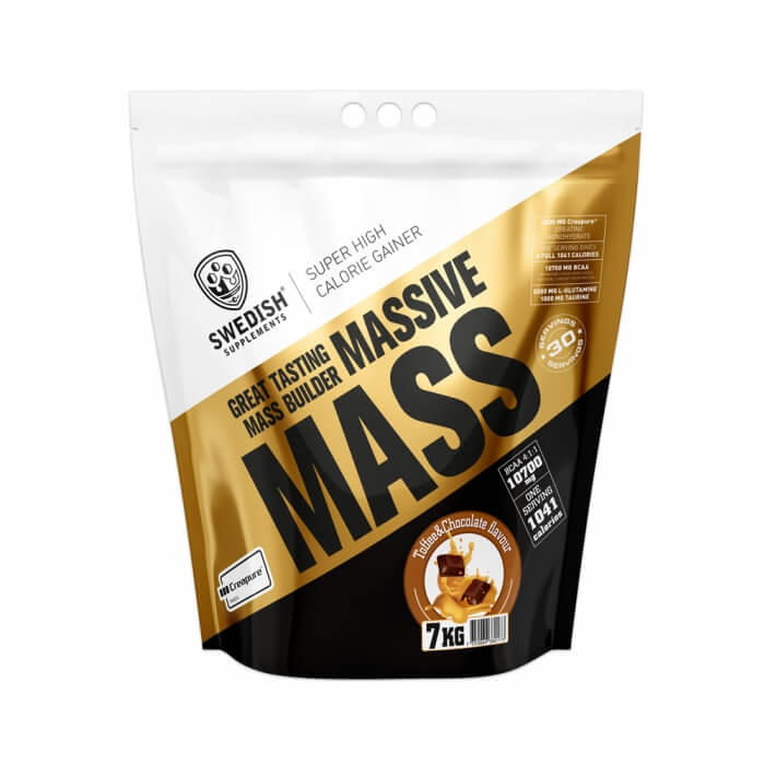 Swedish Supplements Massive Mass, 7kg