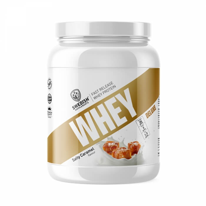 Swedish Supplements Whey Protein Deluxe, 1 kg