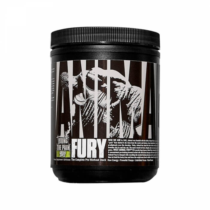 Universal Nutrition Animal Fury, 30 serv.