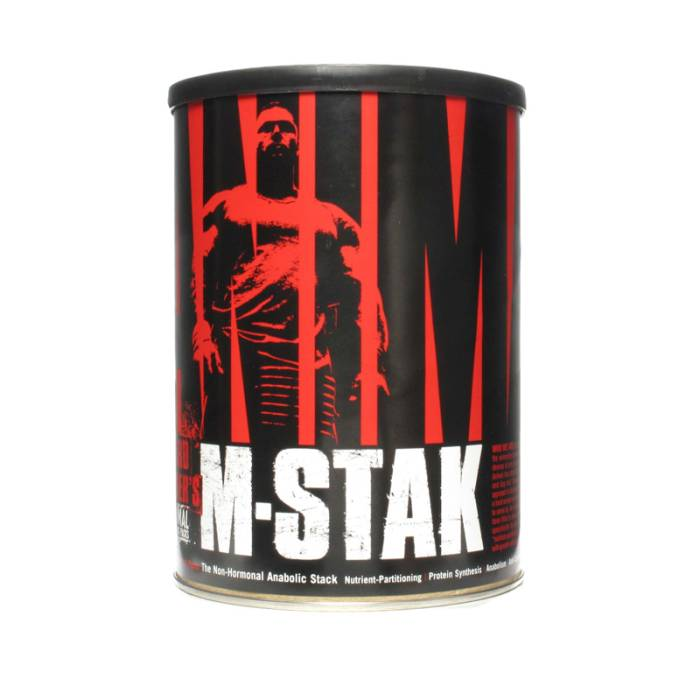 Universal Nutrition Animal M-Stak, 21-pack