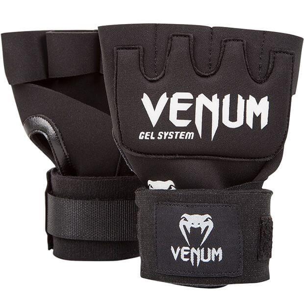 Venum Venum Kontact Gel Glove Wraps, black