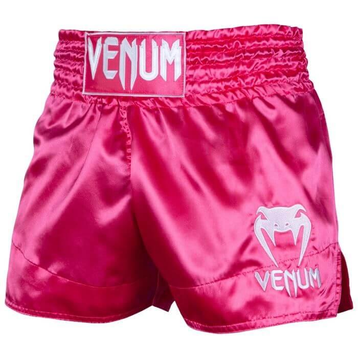 Venum Muay Thai Shorts Classic, pink
